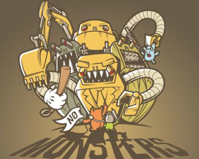 My Monster Slider