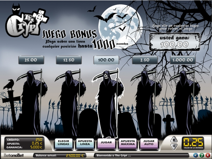 The-crypt_casino-online_screen-3